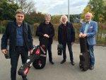 """Konzertticket-Verlosung für """"The Dublin Legends"""" - Musikherbst 2016 von Gaeltacht Irland Reisen, irland journal & Folker"""