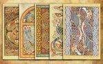Keltische Motivkarten