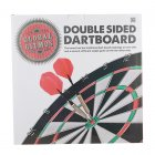 Doppelseitiges Dartboard