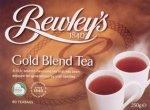 Bewley's Gold 80 Teebeutel - reduziert, weil abgelaufen