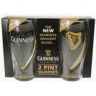 Guinness Gläser Embossed