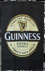 Geschirrtuch: Guinness Label