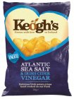 Keogh´s  Crips Seasalt and Vinegar - reduziert
