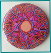 Celtic Designed- Magnet Durrow Knot