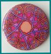 Celtic Designed- Magnet Durrow Knot