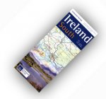 Karte: Ireland South - wieder lieferbar! Die anderen auch.