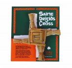Anstecknadel-Saint Brigid's Kreuz