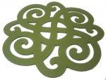 Filzuntersetzer: Celtic