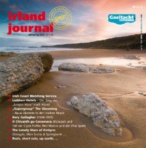 2014 - 01 irland journal + Gaeltacht Fibel