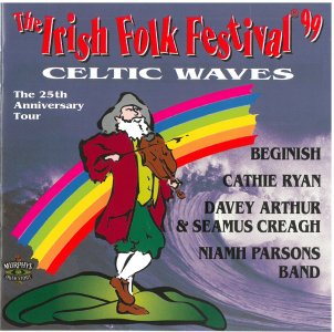 IFF Irish Folk Festival – Celtic Waves - various Artists - 1999