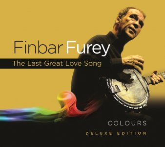CD Finbar Furey: The Last Great Lovesong
