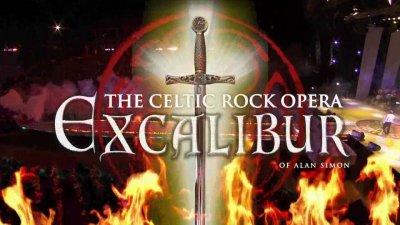 """Konzertticket-Verlosung für """"Excalibur - Celtic Rock Opera"""" - Musikherbst 2016 von Gaeltacht Irland Reisen, irland journal & Folker"""
