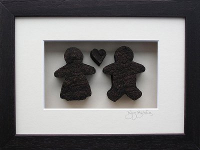 bog buddy - Couple with Heart