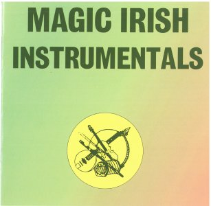 Magic Irish Instrumentals - various Artists