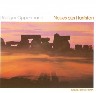 """Rüdiger Oppermann """" Neues aus Harfistan"""""""