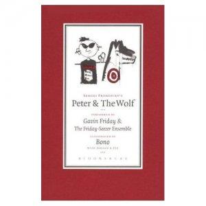Bono & Gavin Friday - Neue Version von Peter & der Wolf
