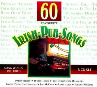 60 Irish Pub Songs - Various Artists