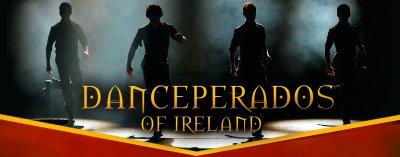 """Konzertticket-Verlosung für """"Danceperados Of Ireland 2017"""" - Musikherbst 2016 von Gaeltacht Irland Reisen, irland journal & Folker"""