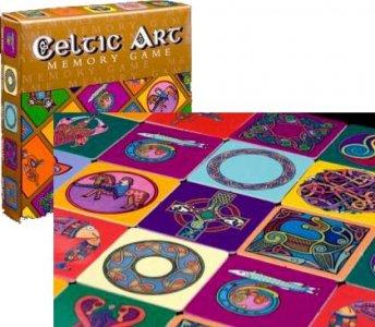 Celtic Art Memory Game