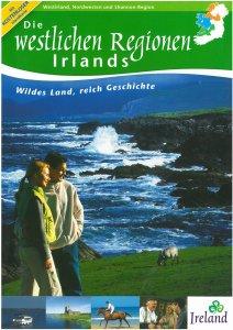 Die westlichen Regionen Irlands