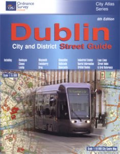 Dublin City and District Street Guide
