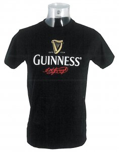 Guinness T-Shirt: Guinness Sign