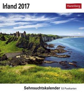 Sehnsuchtskalender Irland 2017