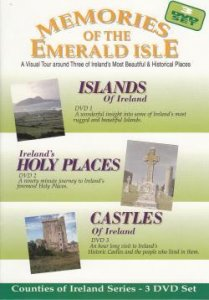 Memories of the Emerald Isle - Islands of Ireland, Holy Places & Castles of Ireland