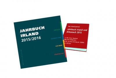 Jahrbuch (Almanach) Irland 2015 - 2016!