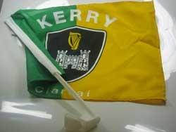 Autofahne Kerry