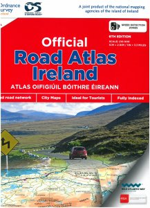 "The Complete Road Atlas of Ireland - der ""offizielle"""