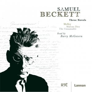 Samuel Beckett - 3 Novels - 3 CD Box-Set