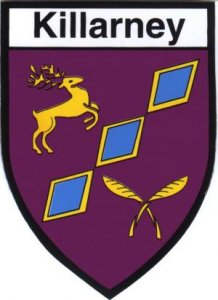 Sticker Killarney