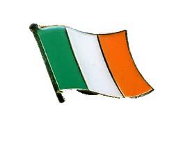 Stickpin Irland-Flagge