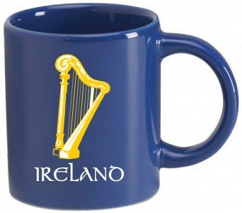 Keramiktasse Ireland 2 Tassen