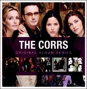 The Corrs - Original Album Series - 5 CDs!