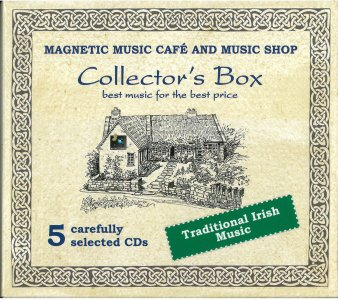 Traditional Irish Music - Collectors Box á 5 CDs