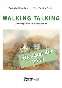Unterwegs in Irlands wildem Westen - Kalender 2019