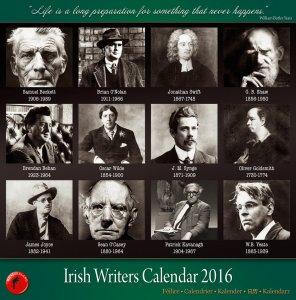 Writers Calendar 2016 - Achtung: alt