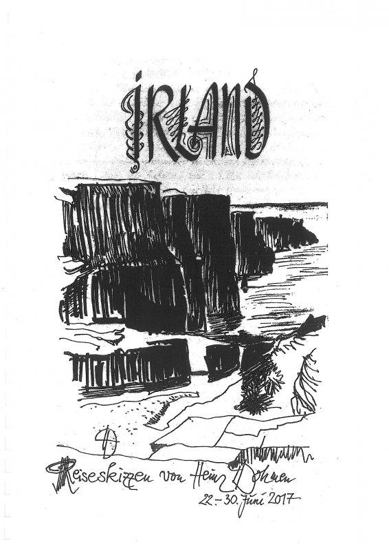 01252 Irland Reiseskizzen - Heinz Dohmen