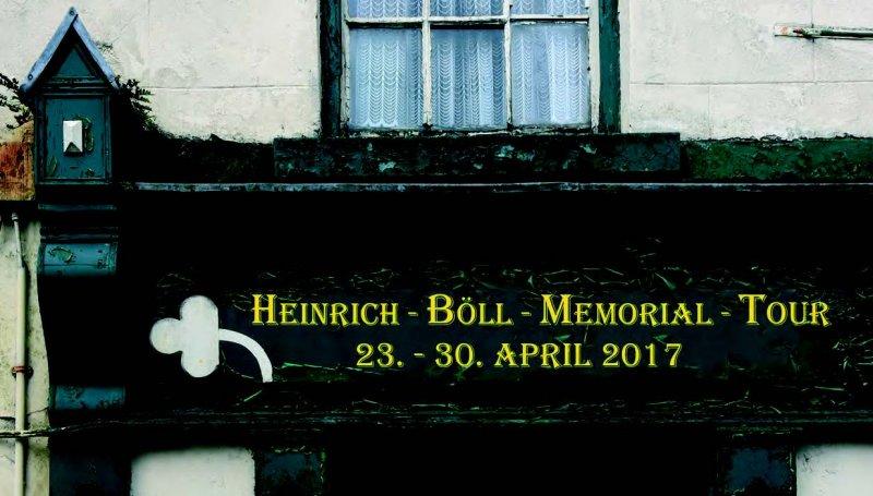 1259 Heinrich Böll Reise 2: Ulrich Ahrensmeier über die Memorial Tour 2017 auf Achill Island