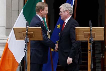 01535 ij 2.12 irisches Referendum - Ergebnis
