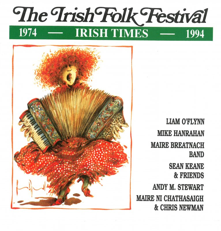 IFF Irish Folk Festival – Irish Times (various Artists) - 1994