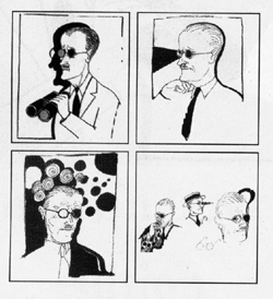 Tomi Ungerer - Postkarten Set