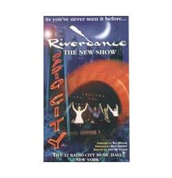 VHS  Riverdance - The Show. Live aus der Radio City Music Hall, New York