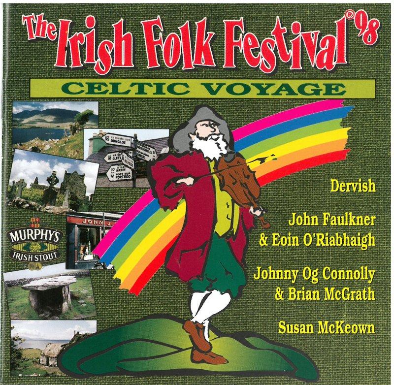 IFF Irish Folk Festival – Celtic Voyage - various Artists - 1998