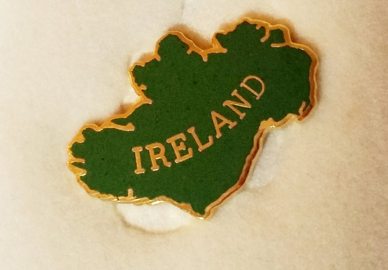 Stickpin : Irland