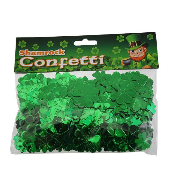 Shamrock Confetti