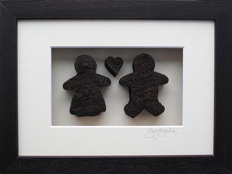 bog buddy - Couple with Heart