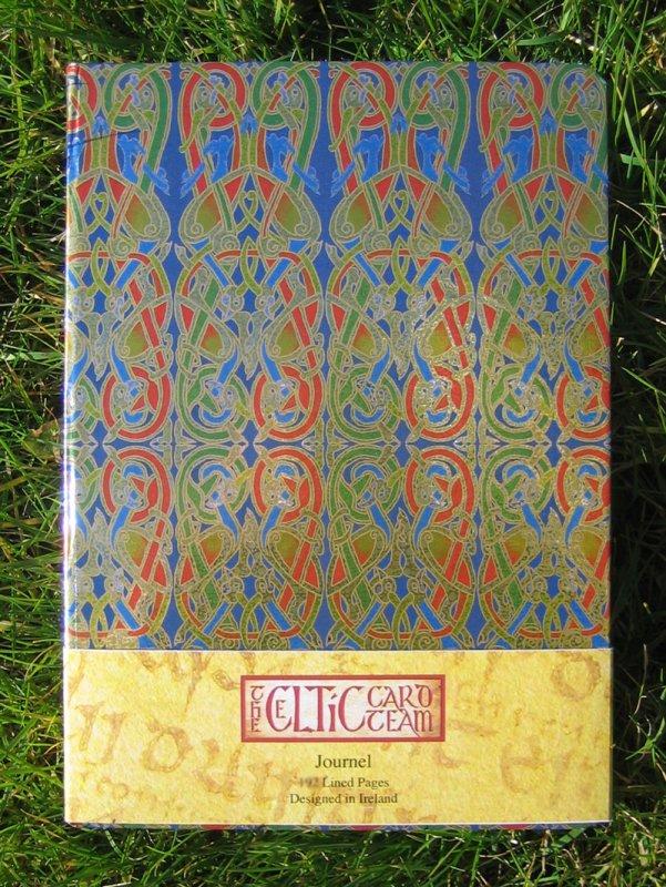 Notizbuch Celtic Pattern